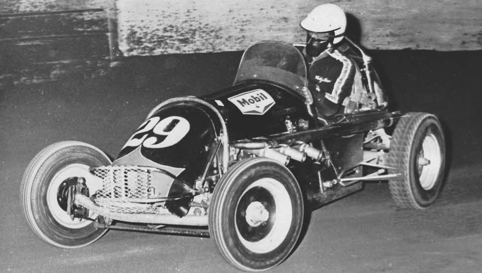 REMEMBERING SYDNEY SPEEDCAR RACER WAL BROOKER